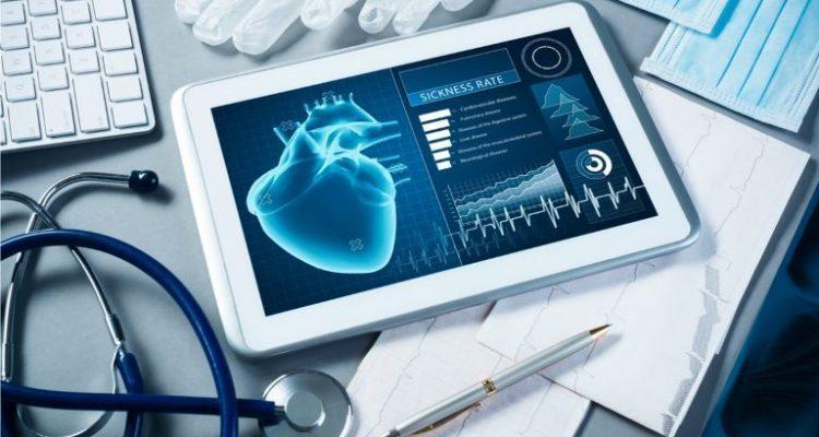 A Health Checkup Screen Device